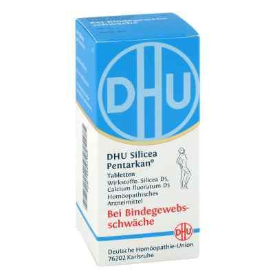Dhu Silicea Pentarkan für das Bindegewebe Tabletten   zamów na apo-discounter.pl
