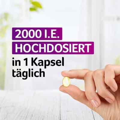 Vigantolvit 2000 I.E. witamina D3 kapsułki miękkie  zamów na apo-discounter.pl