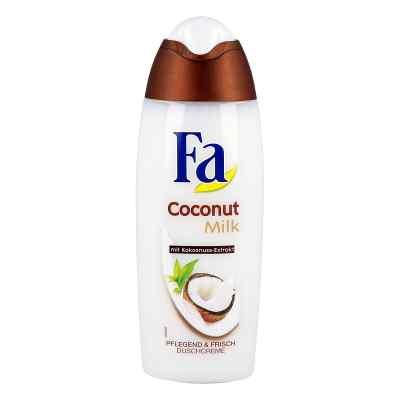 Fa żel pod prysznic mleczko kokosowe  zamów na apo-discounter.pl