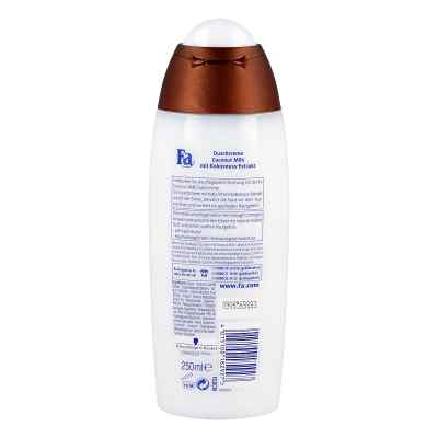 Fa Duschgel Coconut Milk mit Kokosnuss-extrakt  zamów na apo-discounter.pl