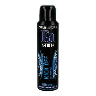 Fa Deo Spray Men Kick Off Refreshing 48h