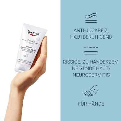 Eucerin Atopicontrol krem do rąk skóra sucha i atopowa  zamów na apo-discounter.pl