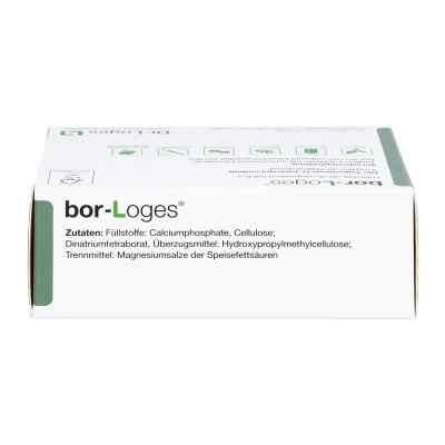 Bor-loges Tabletten
