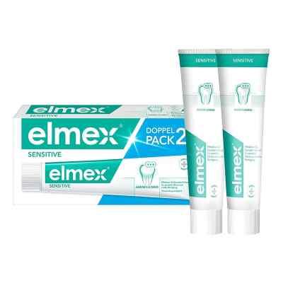 Elmex Sensitive pasta do zębów, dwupak  zamów na apo-discounter.pl