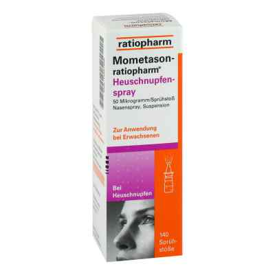 Mometason ratiopharm spray do nosa  zamów na apo-discounter.pl