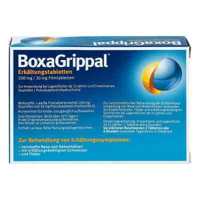 Boxagrippal 200 mg/30 mg tabletki powlekane  zamów na apo-discounter.pl