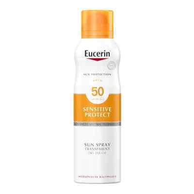 Eucerin Sun DryTouch spray przeciwsłoneczny Lsf 50  zamów na apo-discounter.pl