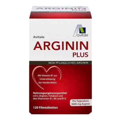 Arginin plus witamina B1+B6+B12+ kwas foliowy tabletki powlekane  zamów na apo-discounter.pl