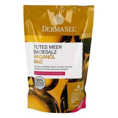 Dermasel Totes Meer Badesalz+arganöl  zamów na apo-discounter.pl