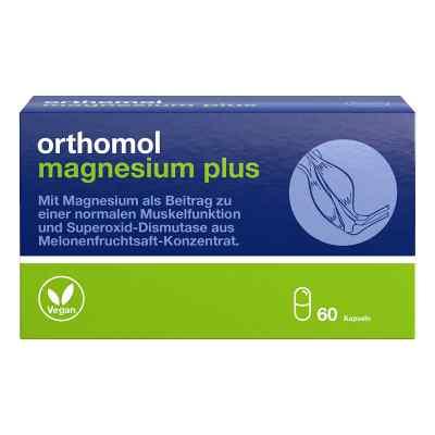 Orthomol Magnesium Plus kapsułki  zamów na apo-discounter.pl