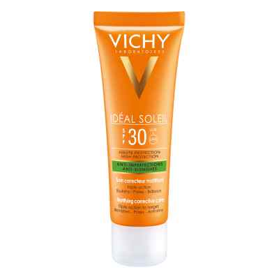 Vichy Ideal Soleil krem do skóry problematycznej SPF30  zamów na apo-discounter.pl