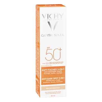 Vichy Ideal Soleil Krem antypigmentacyjny LSF 50+  zamów na apo-discounter.pl