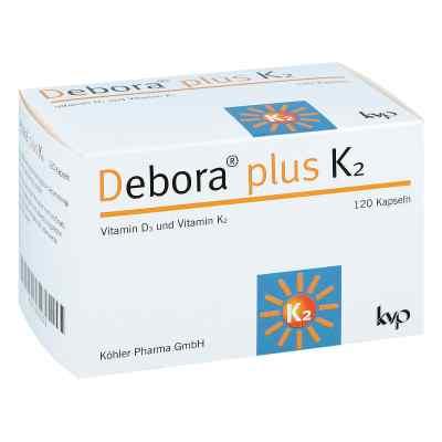 Debora plus K2 kapsułki   zamów na apo-discounter.pl