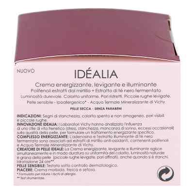 Vichy Idealia energetyzujący krem wygładzający skóra sucha  zamów na apo-discounter.pl