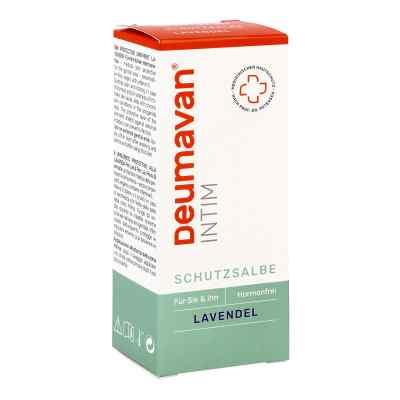 Deumavan Schutzsalbe Lavendel Tube  zamów na apo-discounter.pl
