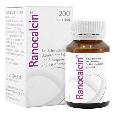 Ranocalcin tabletki  zamów na apo-discounter.pl