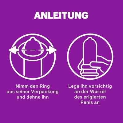 Durex Pleasure Ring pierścień erekcyjny  zamów na apo-discounter.pl