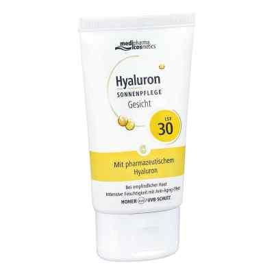 Medipharma Hyaluron krem przeciwsłoneczny do twarzy SPF30+  zamów na apo-discounter.pl