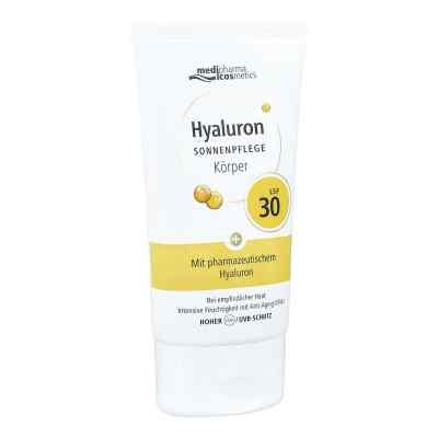 Medipharma Hyaluron lotion przeciwsłoneczny do ciała SPF30+