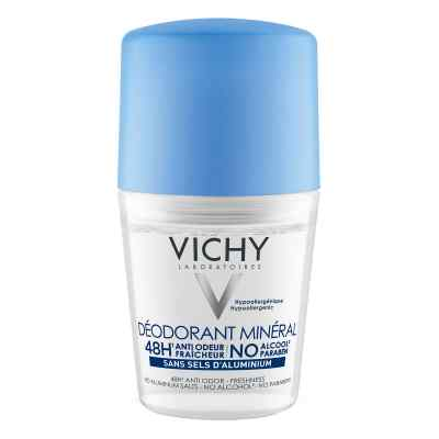 Vichy Deo Roll-on Mineral 48h bez aluminium  zamów na apo-discounter.pl