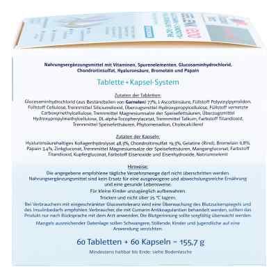Doppelherz Gelenk 1200 system 60 kapsułki (n) +60 tabletki  zamów na apo-discounter.pl