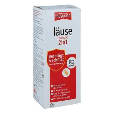 Mosquito Läuse 2in1 Shampoo  zamów na apo-discounter.pl
