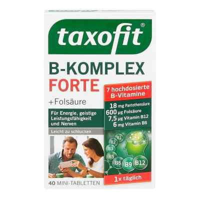 Taxofit B-komplex Tabletten