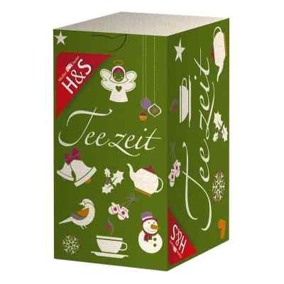 H&S Teezeit kalendarz adwentowy w woreczkach  zamów na apo-discounter.pl