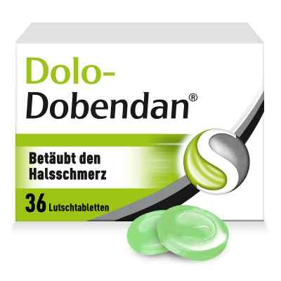 Dolo-dobendan 1,4 mg/10 mg Lutschtabletten  zamów na apo-discounter.pl