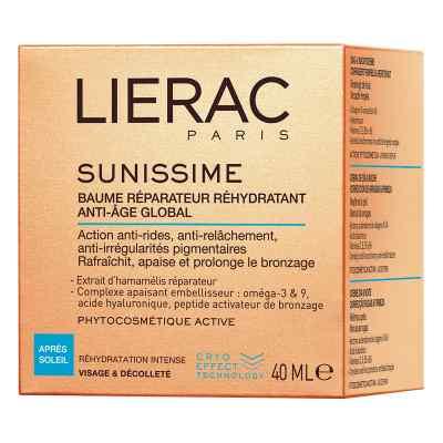 Lierac Sunissime Apres Gesicht Balsam  zamów na apo-discounter.pl