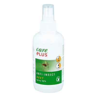 Care Plus Anti-insect Deet 50% spray  zamów na apo-discounter.pl