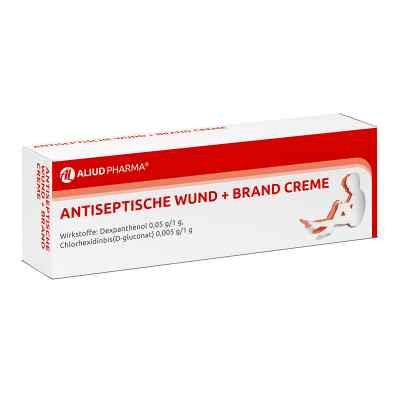 Antiseptische Wund + Brand Creme  zamów na apo-discounter.pl