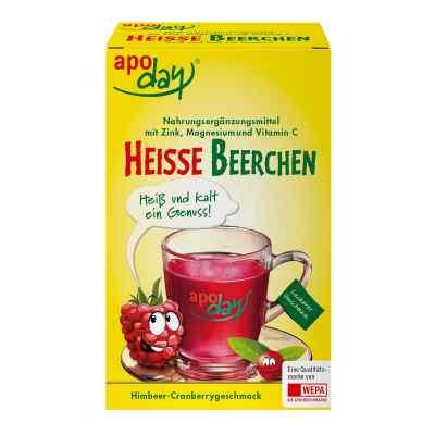 Apoday heisse Beerchen+vit.c+zink+magnesium Pulver  zamów na apo-discounter.pl