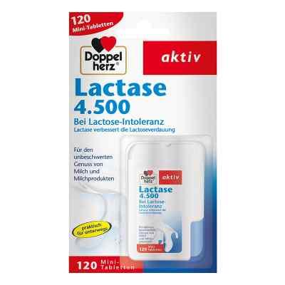 Doppelherz Lactase 4.500 tabletki  zamów na apo-discounter.pl