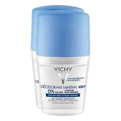Vichy Deo Roll-on Mineral Dp  zamów na apo-discounter.pl