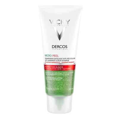 Vichy Dercos Micro Peel szampon przeciwłupieżowy  zamów na apo-discounter.pl