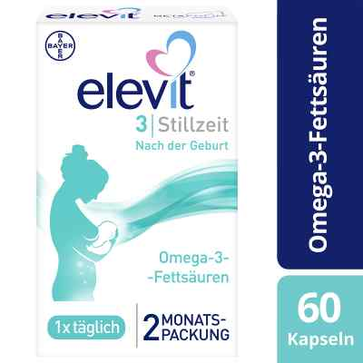 Elevit 3 Stillzeit Weichkapseln  zamów na apo-discounter.pl