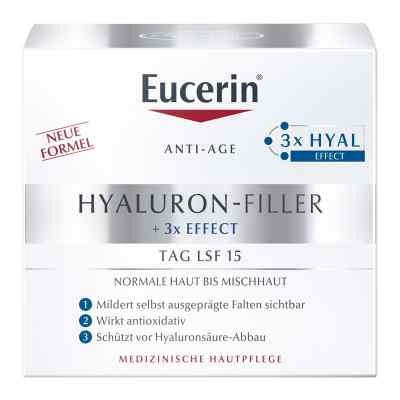 Eucerin Anti-age Hyaluron-filler Tag norm./Mischh.  zamów na apo-discounter.pl