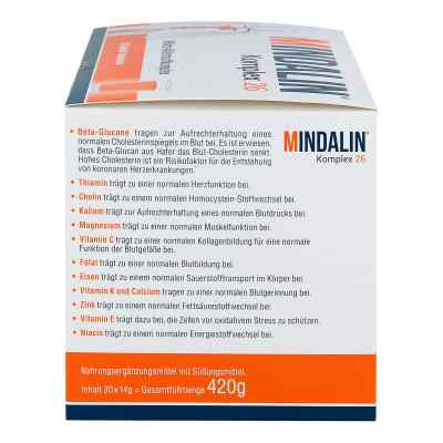 Mindalin Komplex 26 Pulver  zamów na apo-discounter.pl