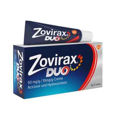 Zovirax Duo 50 mg/g / 10 mg/g krem  zamów na apo-discounter.pl