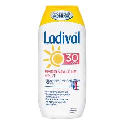 Ladival empfindliche Haut Lotion Lsf 30  zamów na apo-discounter.pl