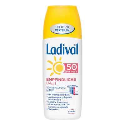 Ladival empfindliche Haut Spray Lsf 50+  zamów na apo-discounter.pl