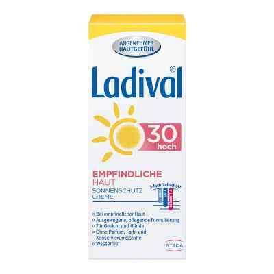 Ladival krem do twarzy i rąk dla skóry wrażliwej SPF30  zamów na apo-discounter.pl
