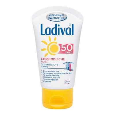 Ladival empfindliche Haut Creme Lsf 50  zamów na apo-discounter.pl