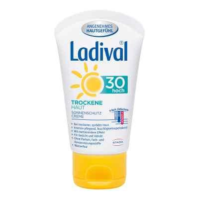Ladival trockene Haut Creme Lsf 30  zamów na apo-discounter.pl