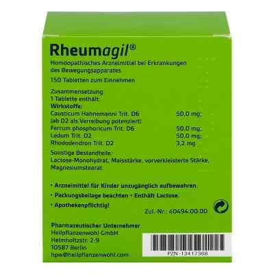 Rheumagil Tabletten  zamów na apo-discounter.pl