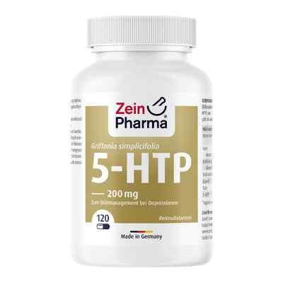 Griffonia 5-HTP 200 mg kapsułki   zamów na apo-discounter.pl