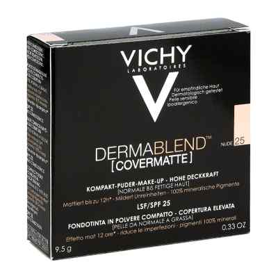 Vichy Dermablend Covermatte Puder 25 – Nude  zamów na apo-discounter.pl