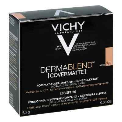 Vichy Dermablend Covermatte Puder 35  zamów na apo-discounter.pl