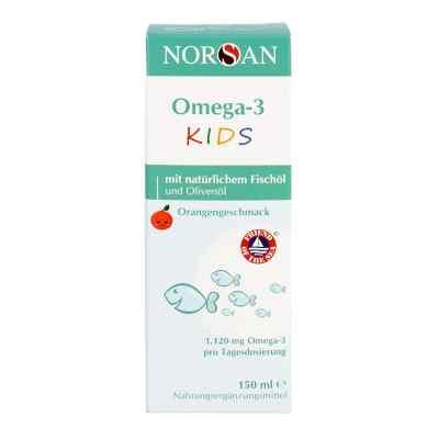Norsan Omega-3 Kids flüssig  zamów na apo-discounter.pl